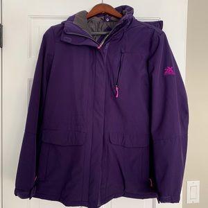 Zero Xposur ski/snow jacket